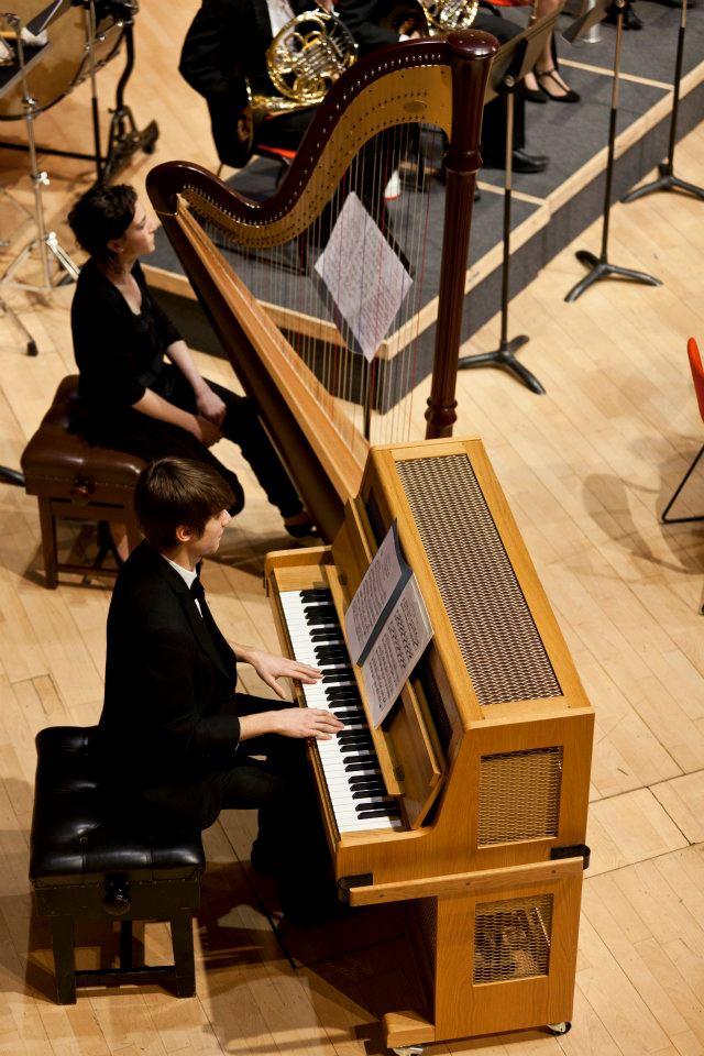 CCMS Michaelmas Concert @ West Road Concert Hall // December 2011  © Nick Rutter