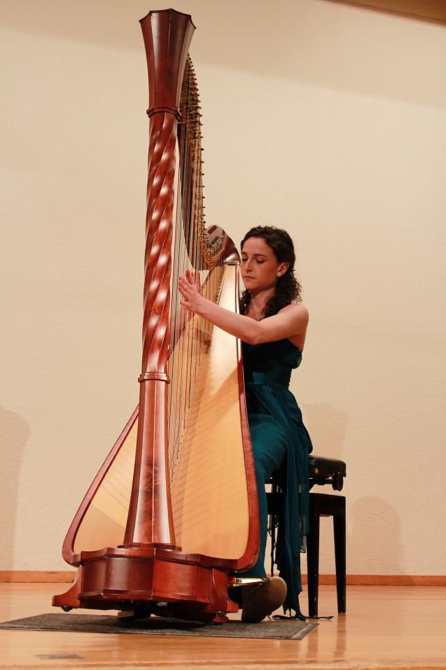 HarpMasters Academy Gala Concert, Switzerland // July 2012
