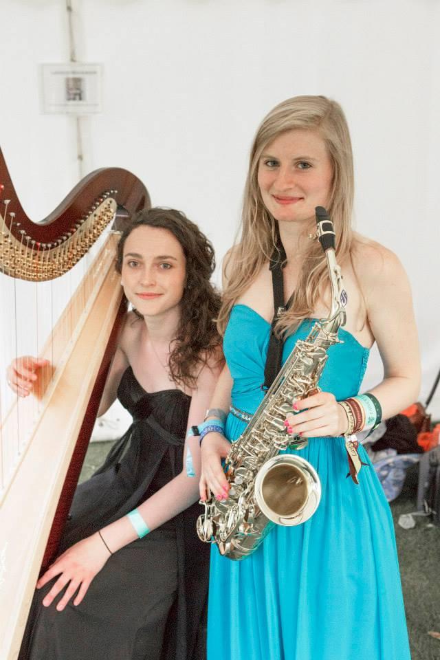 Jazz with Judith Swinhoe-Standen - Cambridge // June 2013 // ©Alan Davidson