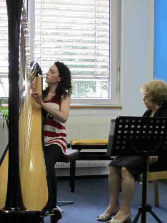 Masterclass with Milda Agazarian - Switzerland // August 2012
