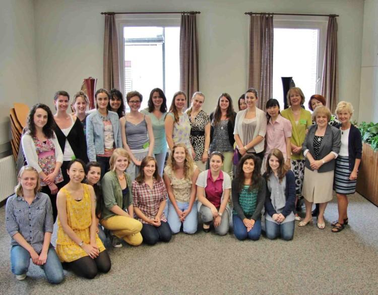 HarpMasters Academy PRO - Switzerland // August 2012