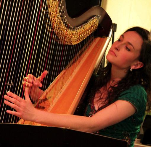 Performing with the Kuljit Bhamra Ensemble, October 2014 // ©Ammy Phull