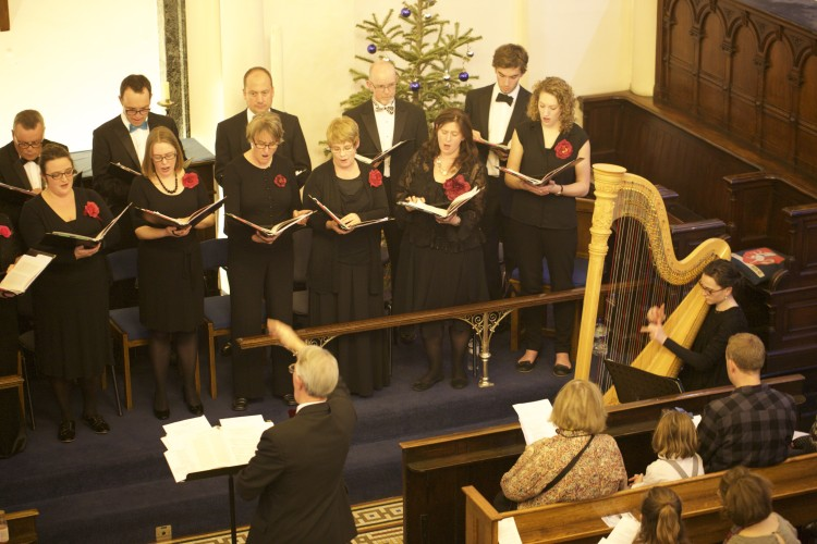 City of London Chamber Choir // December 2015