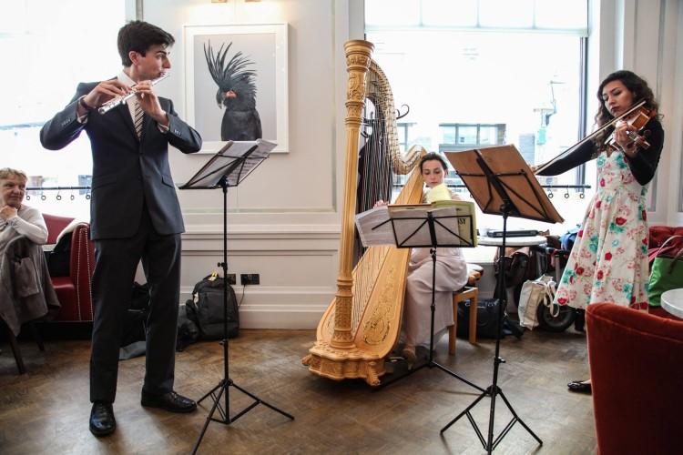 Debussy: 'Sonate' @ Marylebone Music Festival // June 2016 // ©Sam Gregg